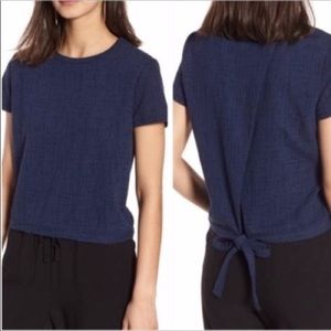 Tie-Back Madewell Top
